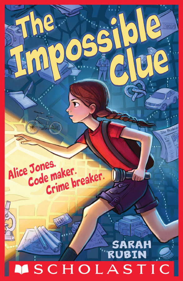 Sarah Rubin - Impossible Clue, The