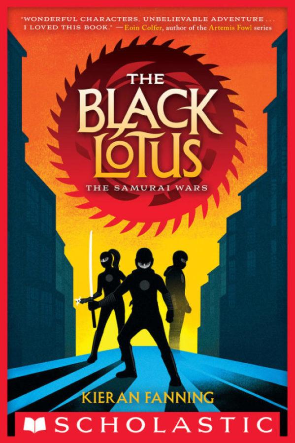 Kieran Fanning - The Black Lotus