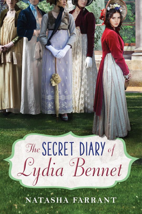 Natasha Farrant - Secret Diary of Lydia Bennet, The