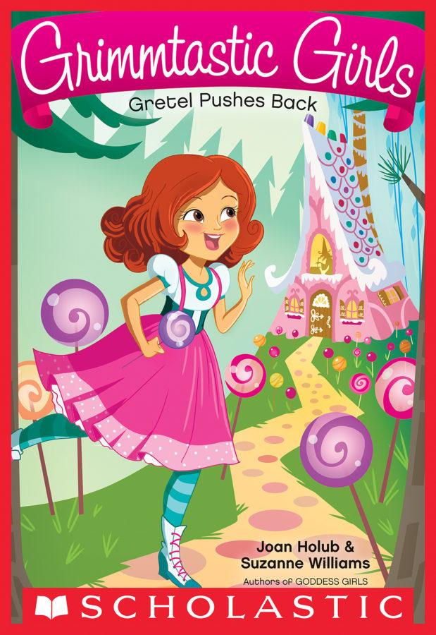 Joan Holub - Gretel Pushes Back