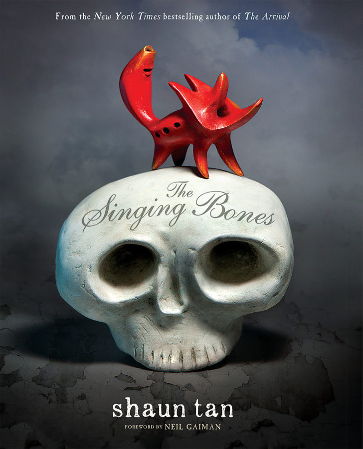 Shaun Tan - The Singing Bones