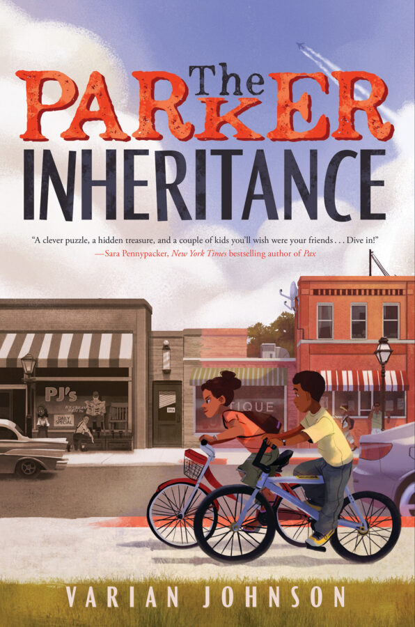 Varian Johnson - The Parker Inheritance