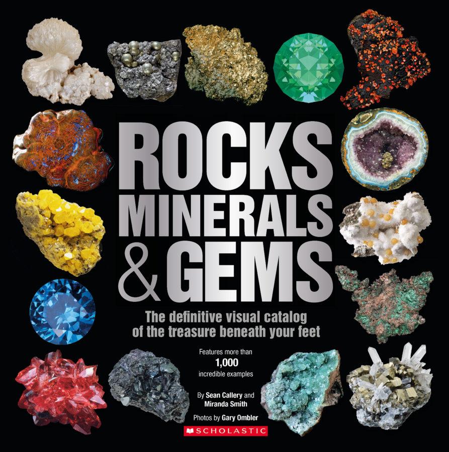 Sean Callery - Rocks, Minerals & Gems