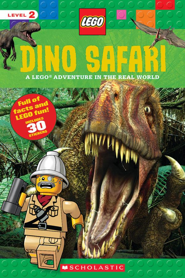 Penelope Arlon - Dino Safari