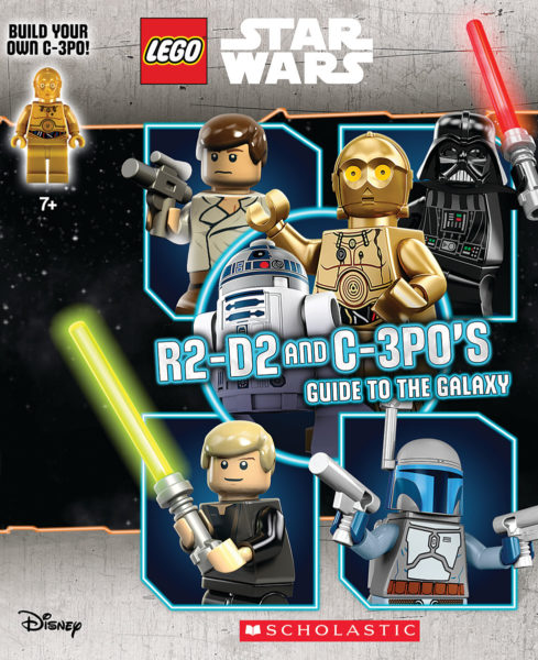 Ace Landers - R2-D2 and C-3P0's Guide to the Galaxy