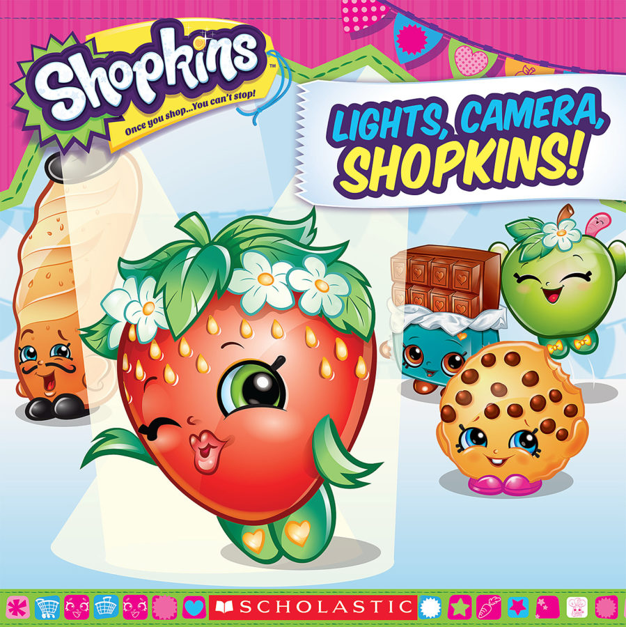 Meredith Rusu - Lights, Camera, Shopkins!