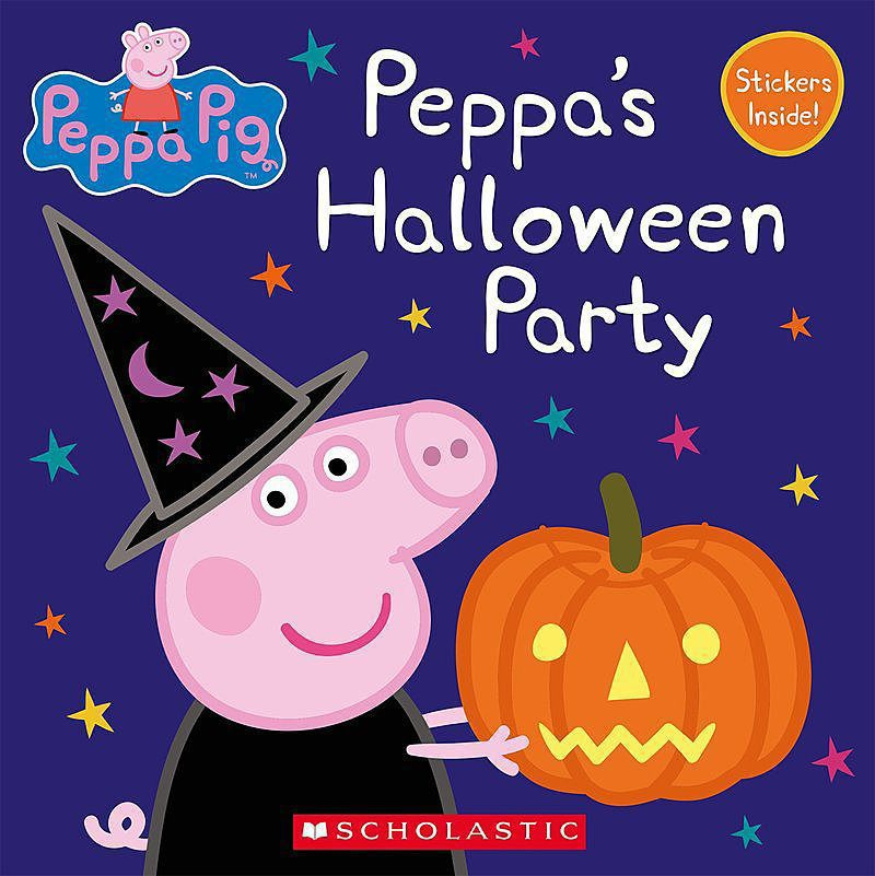 Scholastic - Peppa's Halloween Party