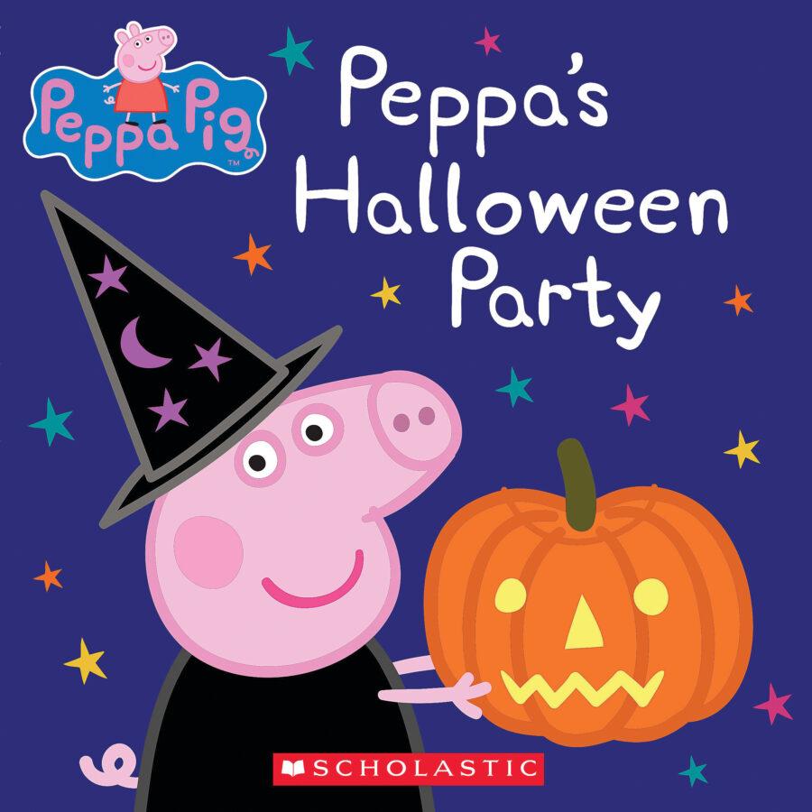 Scholastic - Peppa's Halloween Party