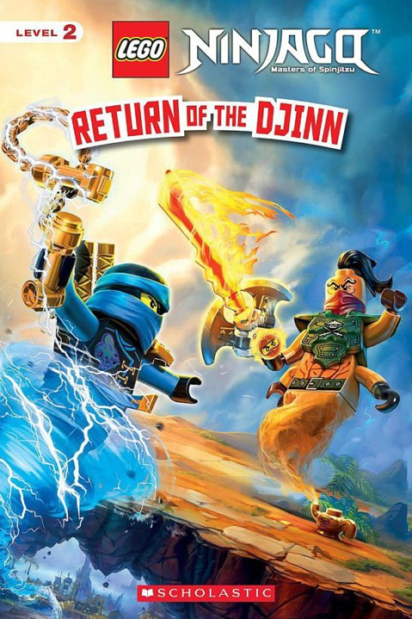 Scholastic - Return of the Djinn