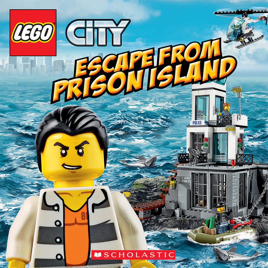J. E. Bright - Escape from Prison Island