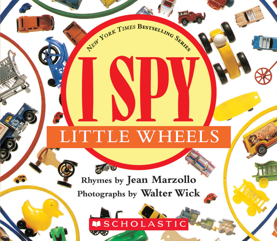 Jean Marzollo - I Spy Little Wheels