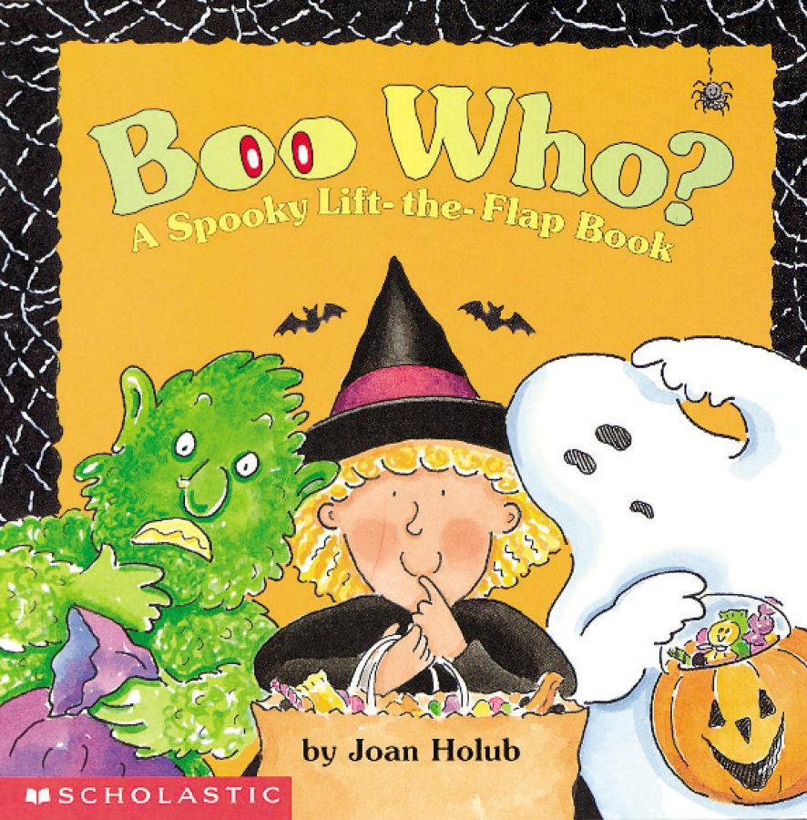 Joan Holub - Boo Who?