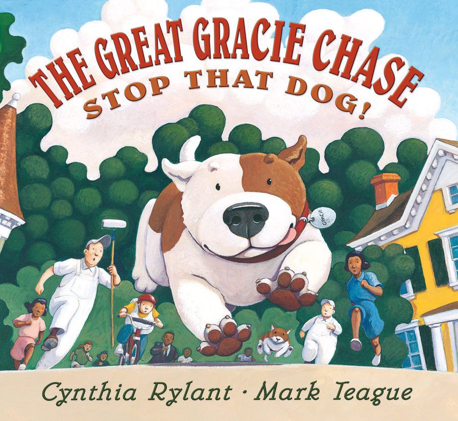 Cynthia Rylant - The Great Gracie Chase