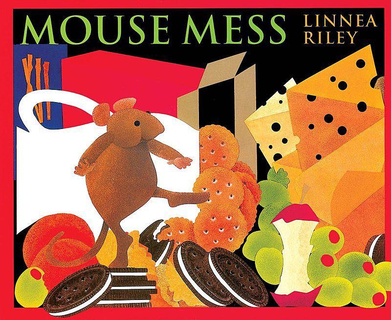 Linnea Riley - Mouse Mess
