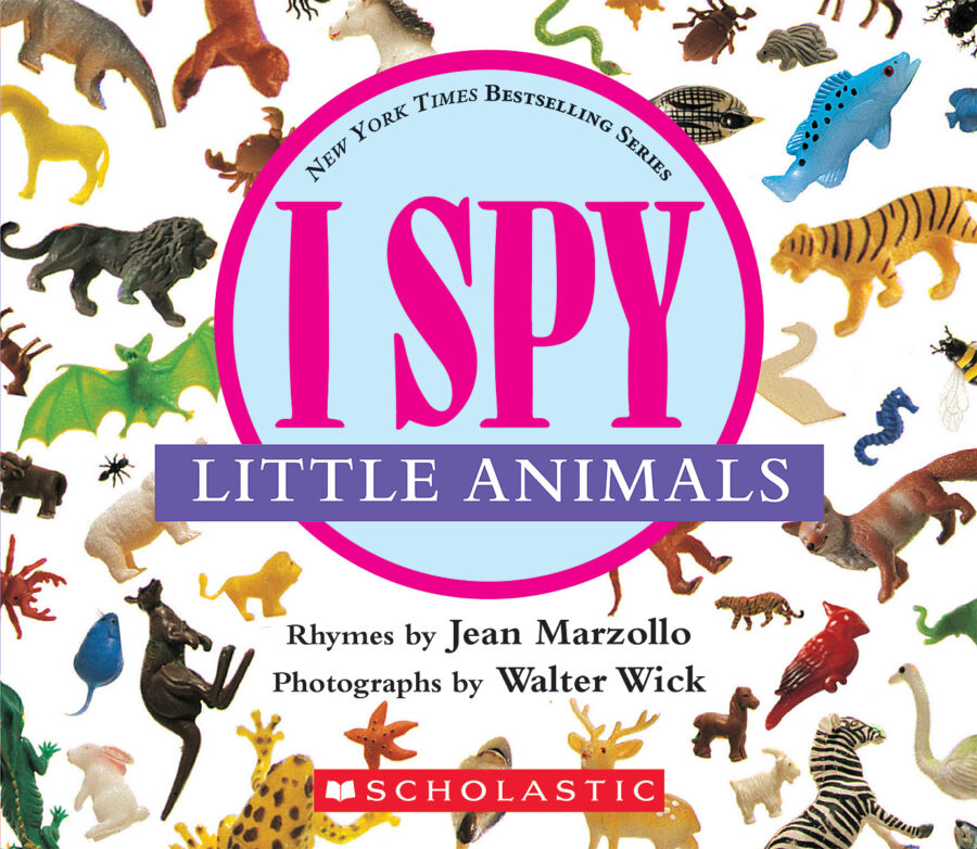 Jean Marzollo - I SPY Little Animals