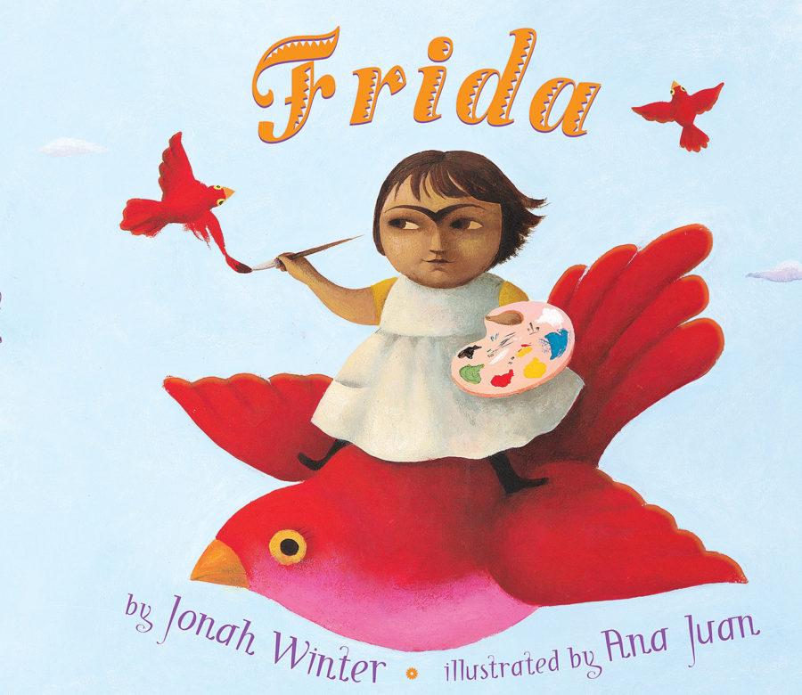 Jonah Winter - Frida