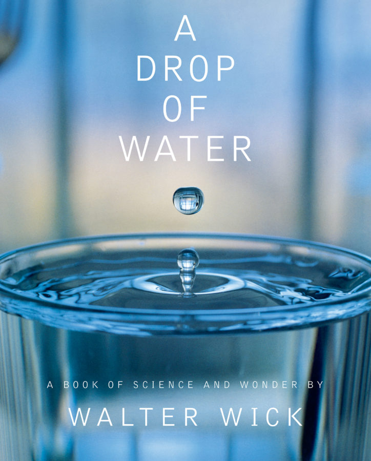 Walter Wick - A Drop of Water