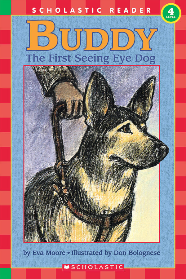 Eva Moore - Buddy, the First Seeing Eye Dog