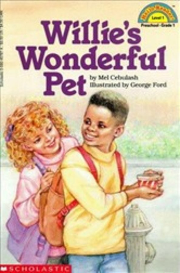 Mel Cebulash - Willie's Wonderful Pet