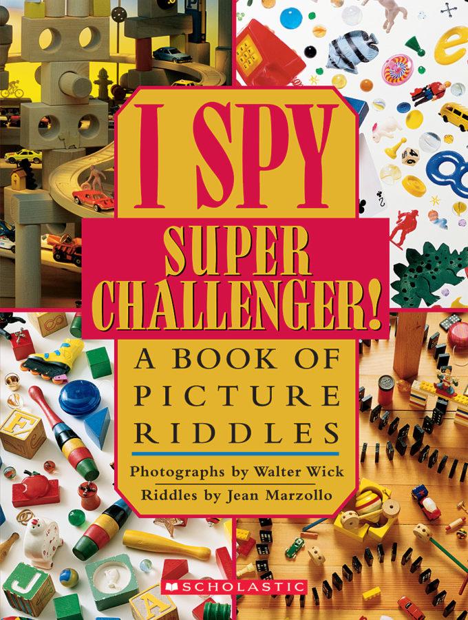 Jean Marzollo - I Spy Super Challenger
