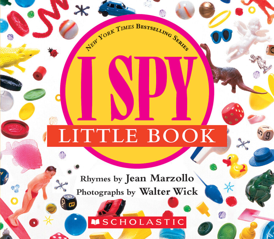 Jean Marzollo - I Spy Little Book