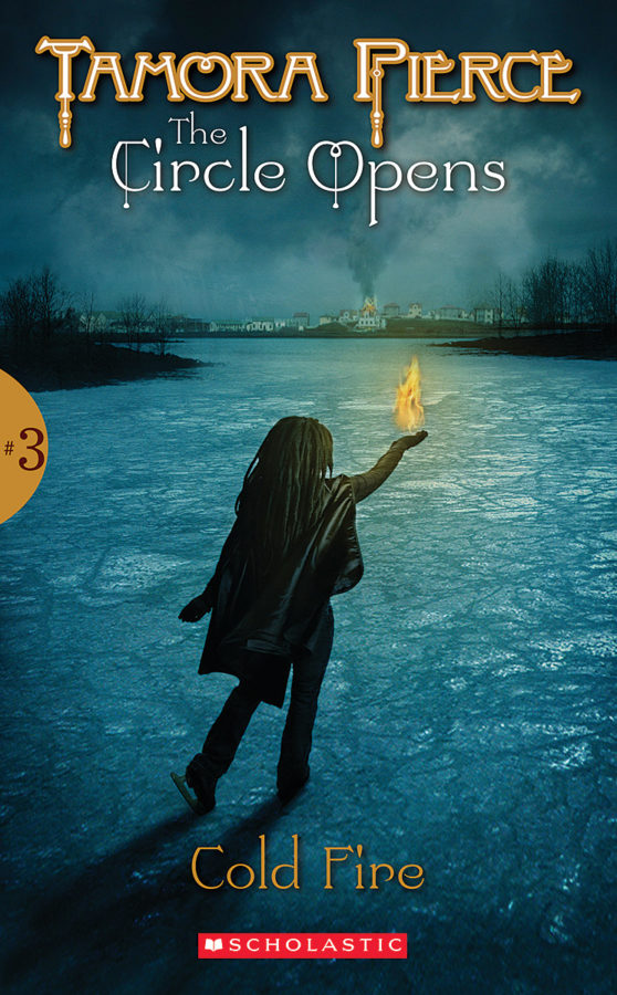 Tamora Pierce - Cold Fire
