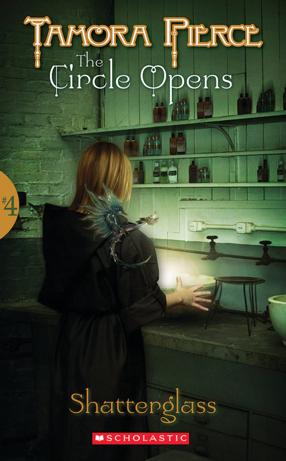 Tamora Pierce - Shatterglass