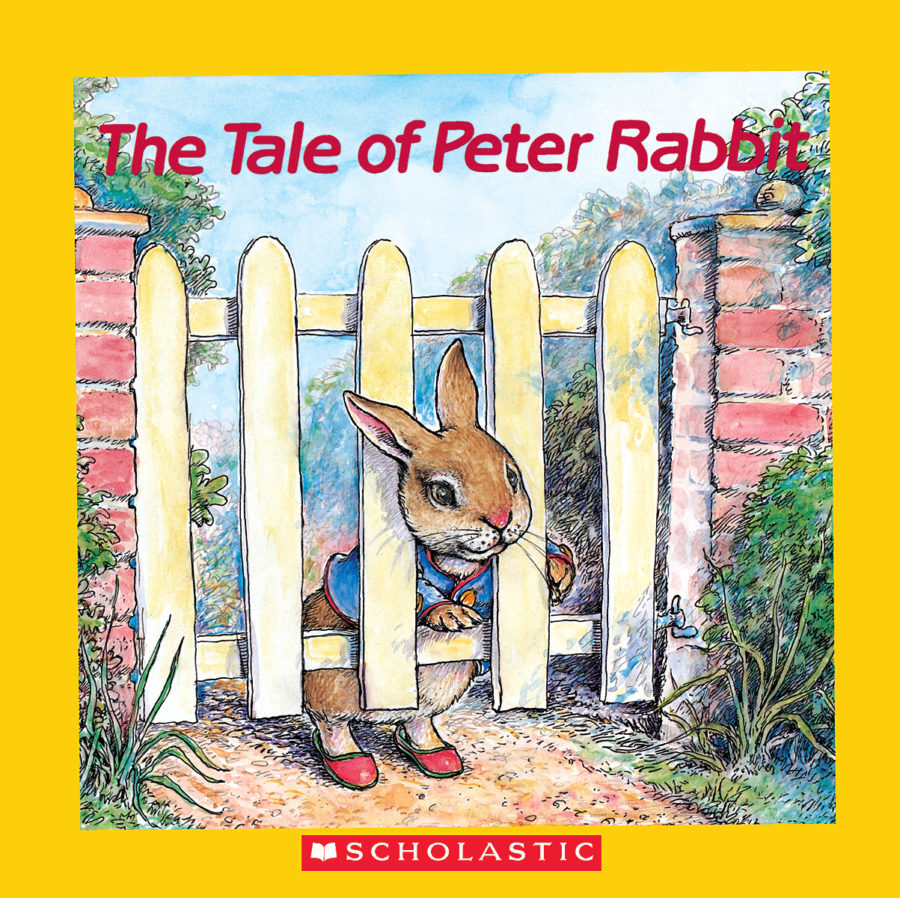 Beatrix Potter - Tale of Peter Rabbit, The