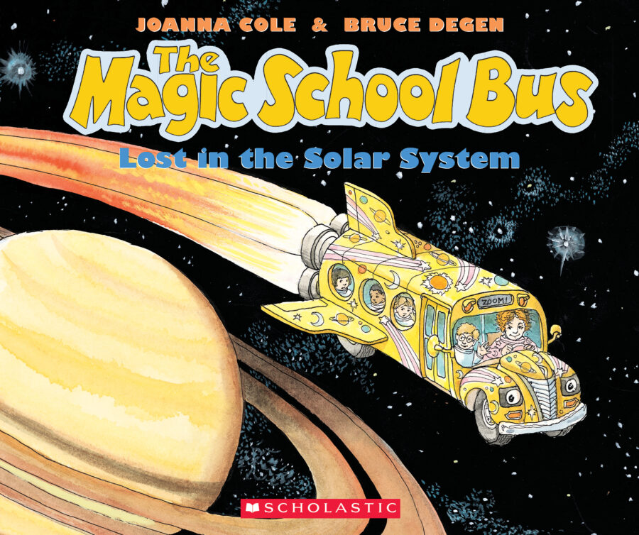 Joanna Cole - MSB: Lost in the Solar System