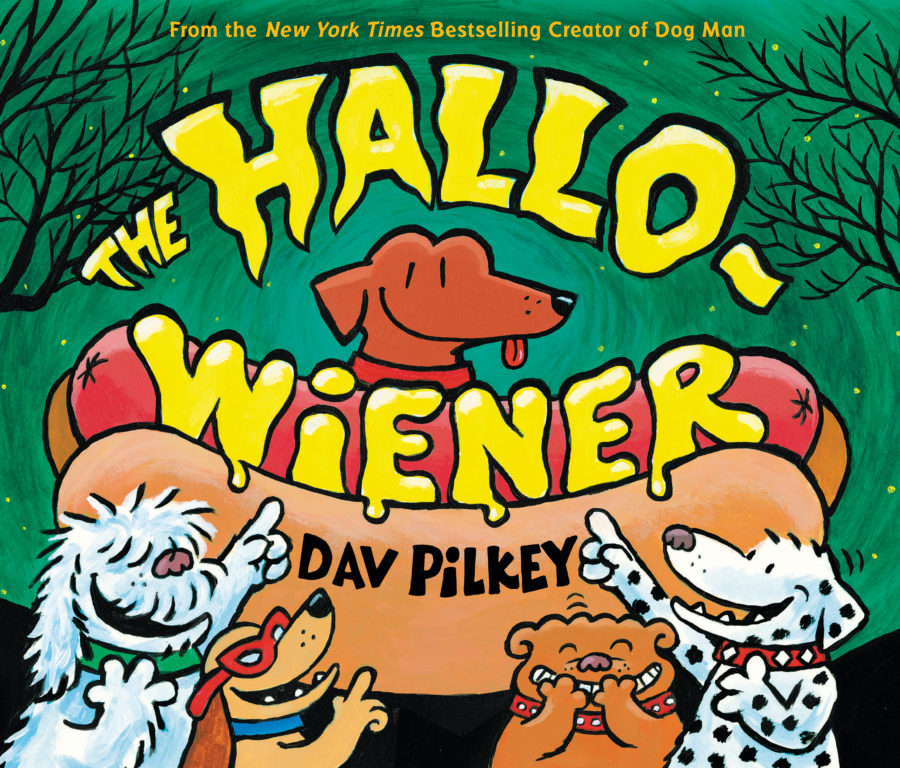 Dav Pilkey - Hallo-Wiener, The