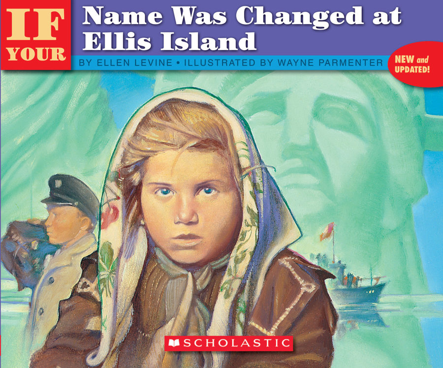 Ellen Levine - If Your Name Was Changed at Ellis Island