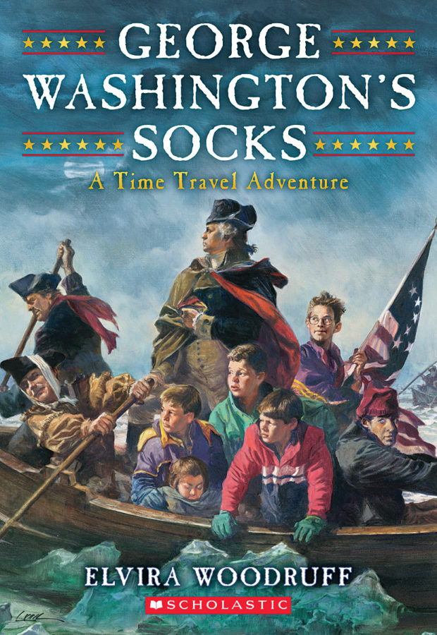 Elvira Woodruff - George Washington's Socks