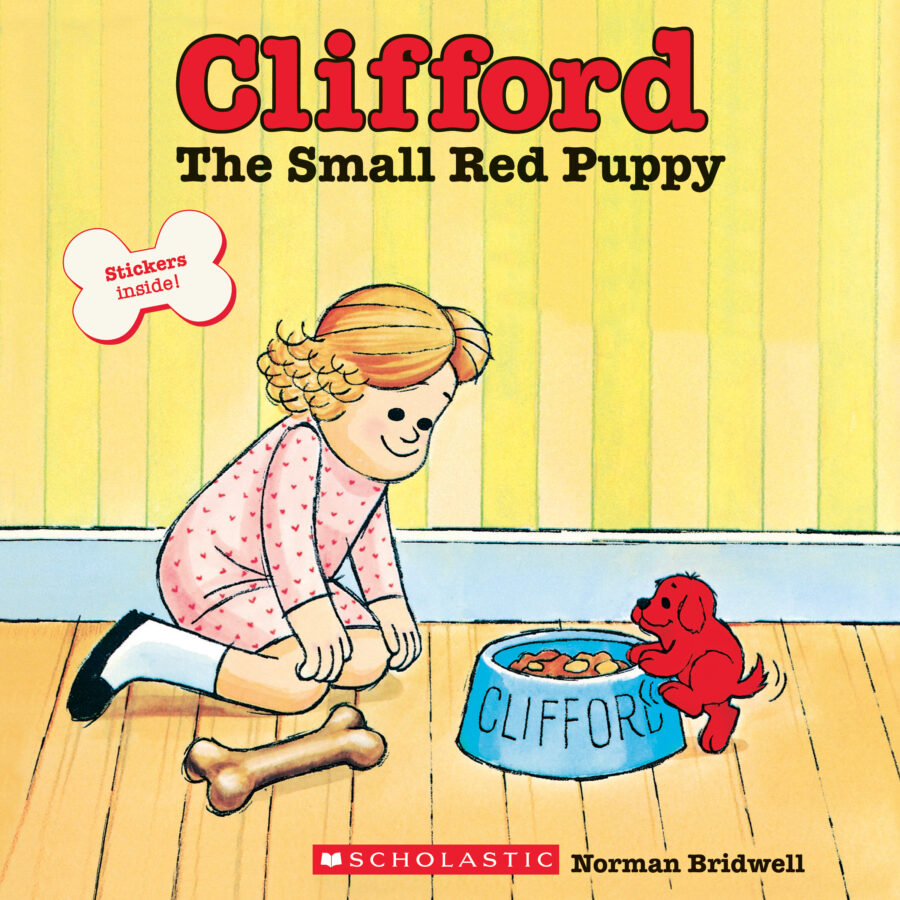 Norman Bridwell - Clifford the Small Red Puppy