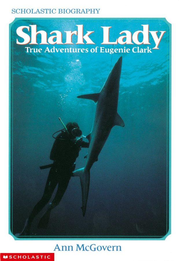 Ann McGovern - Shark Lady