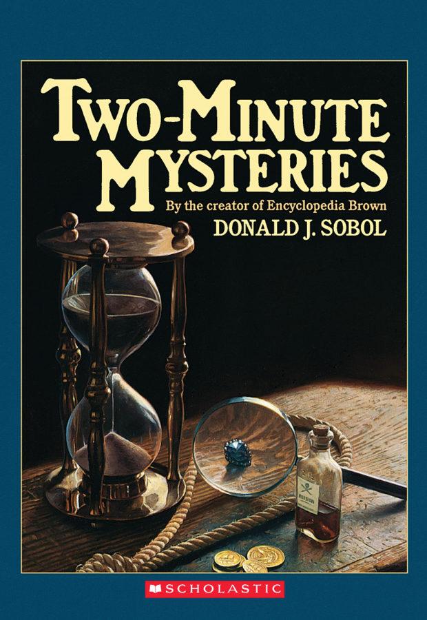 Donald J. Sobol - Two-Minute Mysteries
