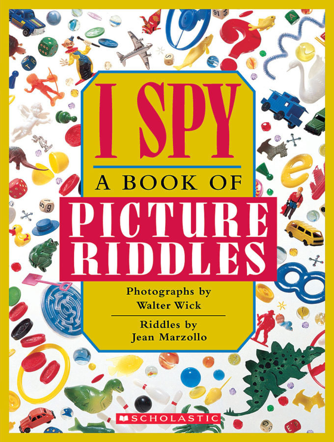 Jean Marzollo - I Spy: A Book of Picture Riddles