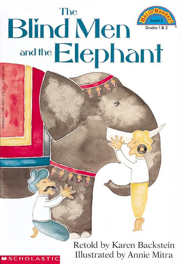 Karen Backstein - The Blind Men and the Elephant