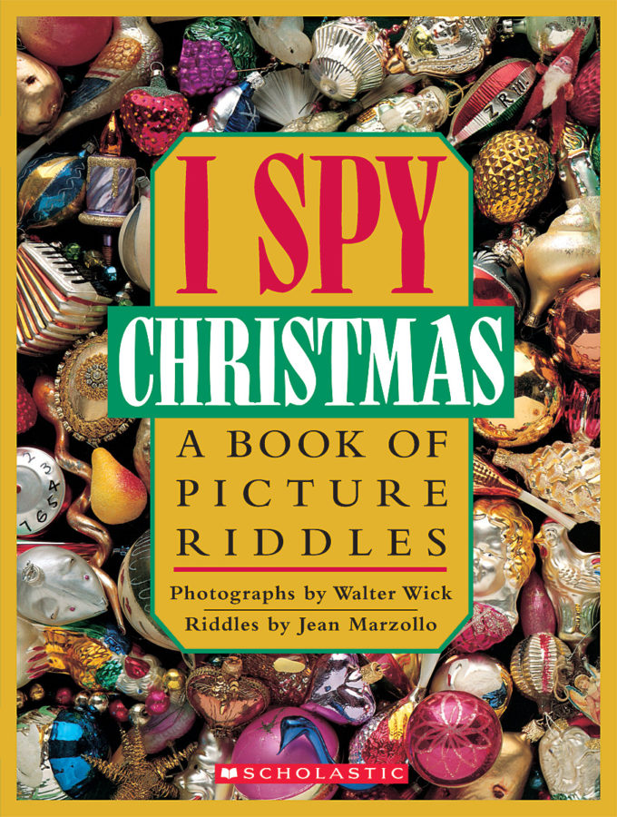 Jean Marzollo - I Spy Christmas: A Book of Picture Riddles