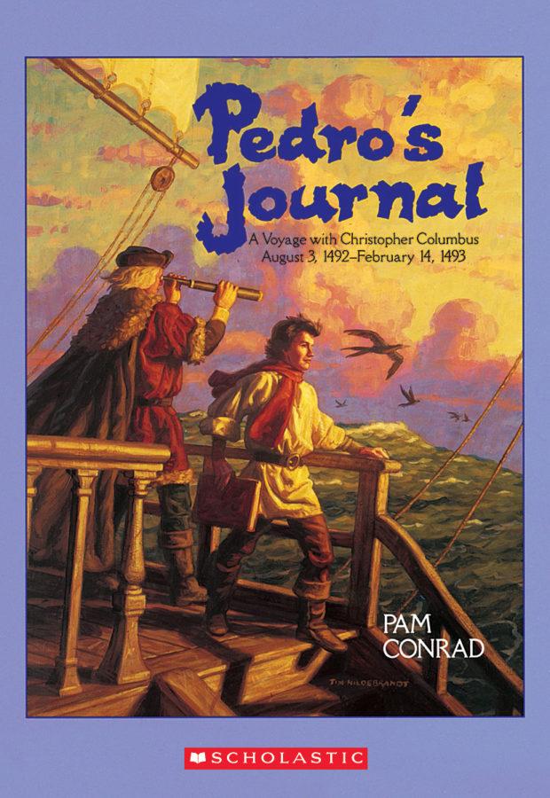 Pam Conrad - Pedro's Journal