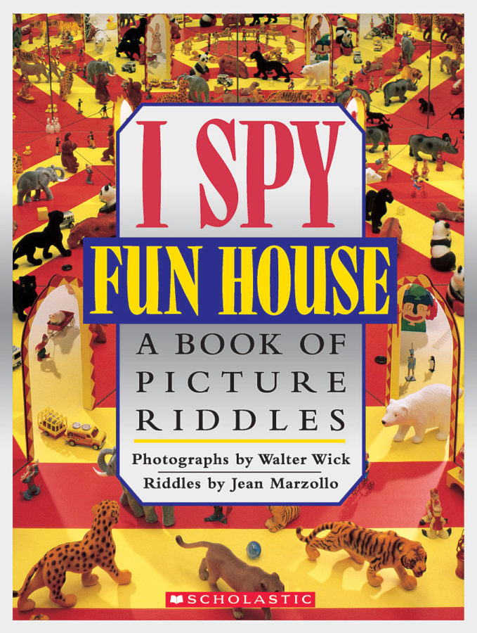 Jean Marzollo - I Spy Fun House: A Book of Picture Riddles