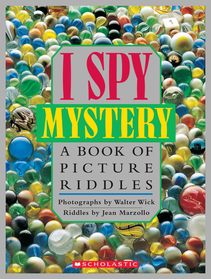 Jean Marzollo - I Spy Mystery: A Book of Picture Riddles