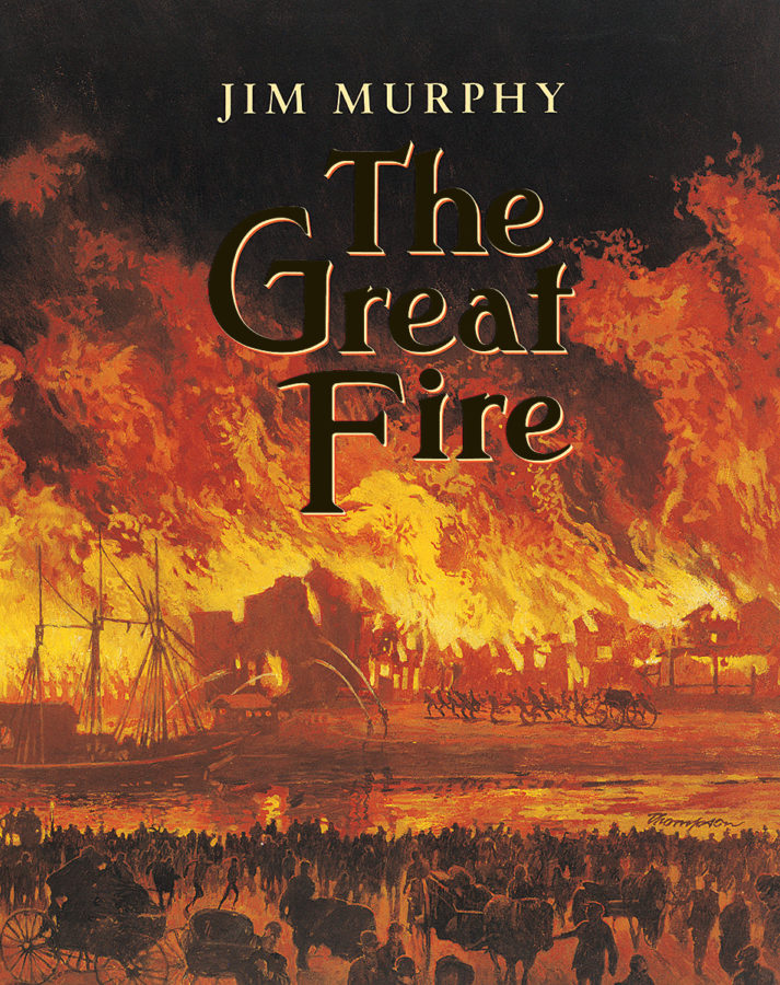 Jim Murphy - Great Fire, The