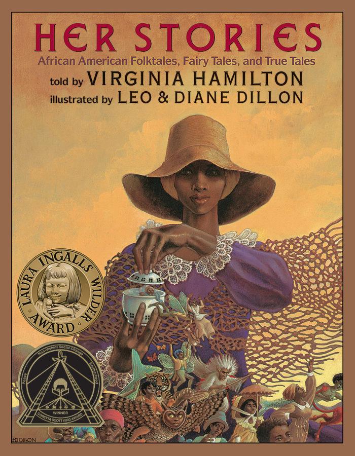 Virginia Hamilton - Her Stories