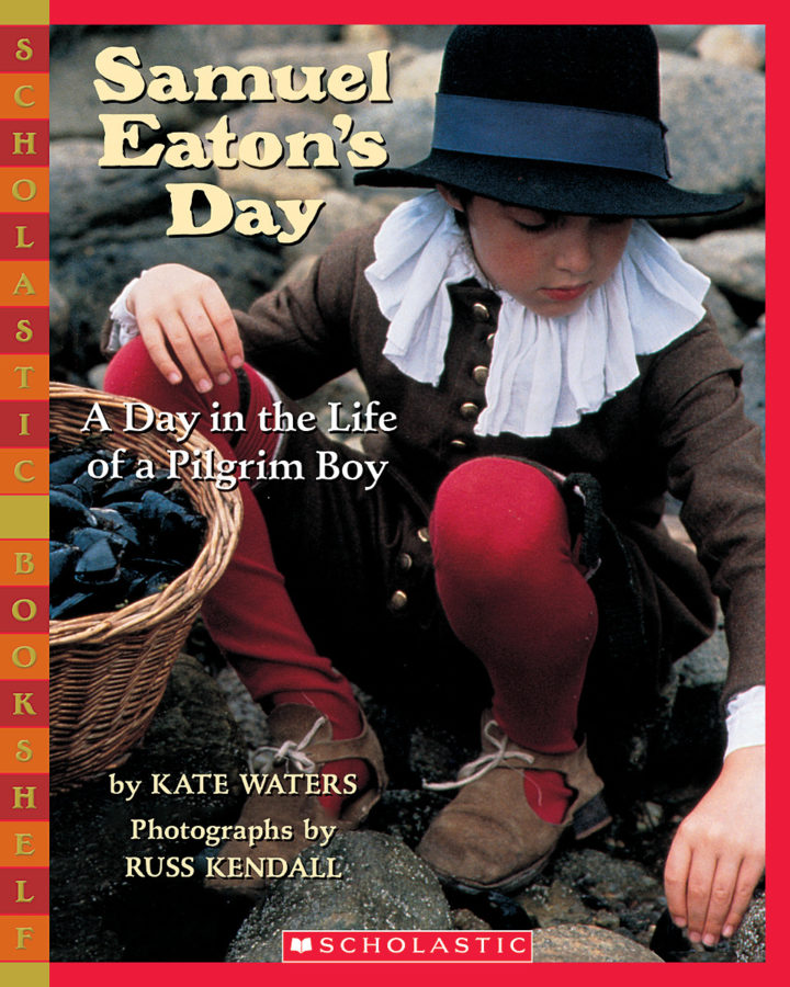 Kate Waters - Samuel Eaton's Day (Bkshelf)