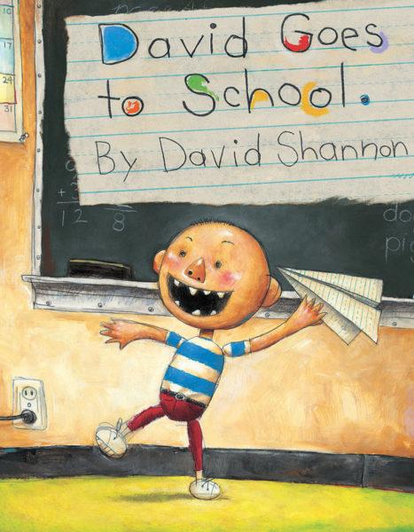 David Shannon - David Goes to School