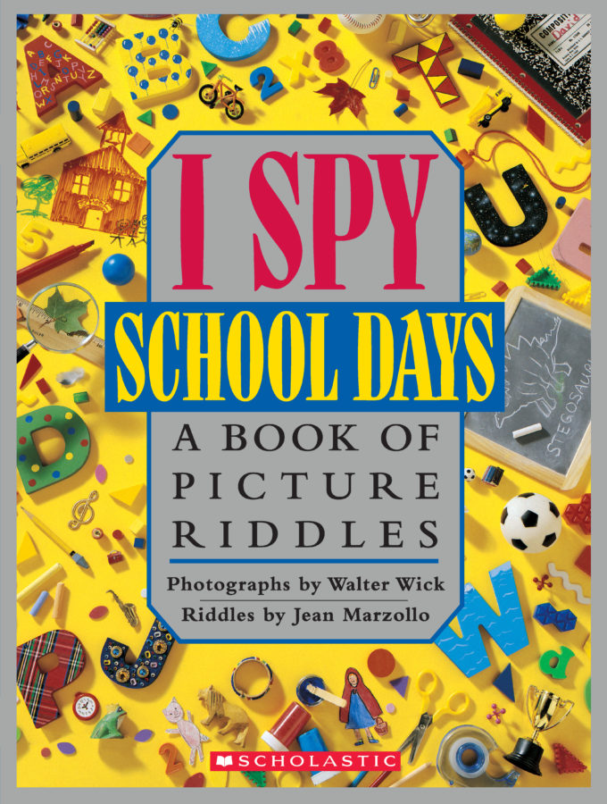 Jean Marzollo - I Spy School Days