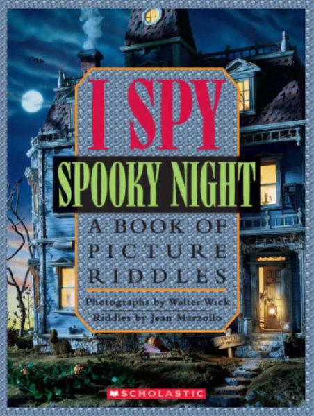 Jean Marzollo - I Spy Spooky Night