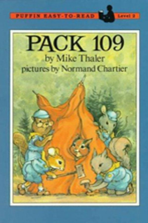 Mike Thaler - Pack 109