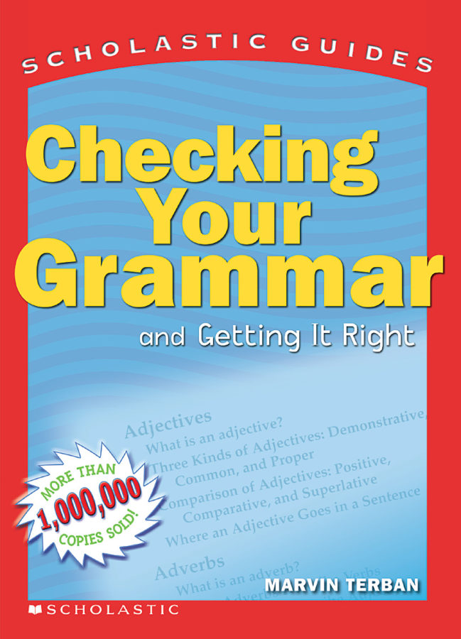 Marvin Terban - Checking Your Grammar
