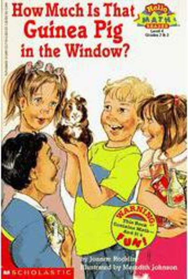 Joanne Rocklin - How Much Is That Guinea Pig in the Window?